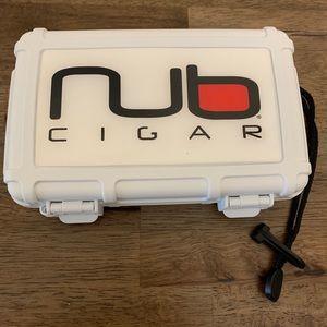 NUB Cigar humidor **BRAND NEW**